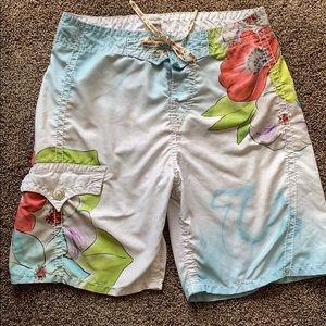 True Religion men's board shorts